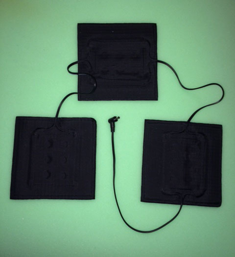 5x5 Heating Pads